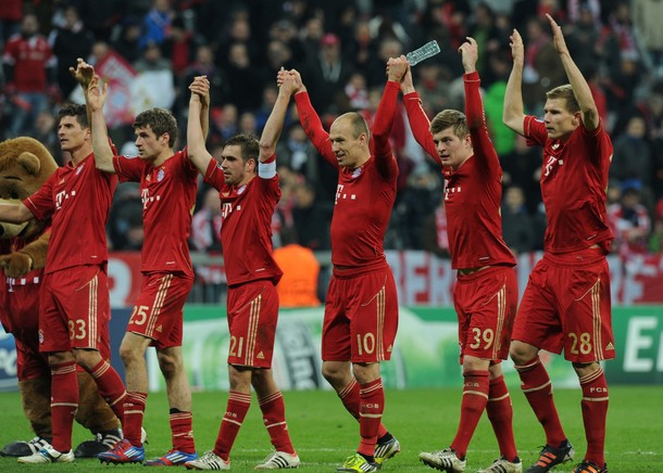 Le Bayern, comme d'habitude