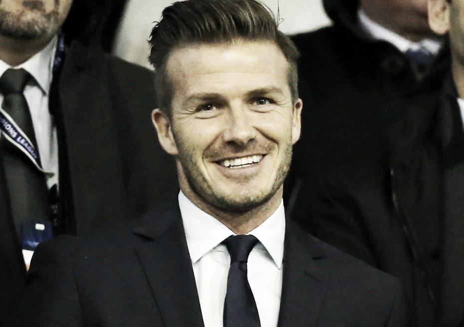 David Beckham arrête sa carrière