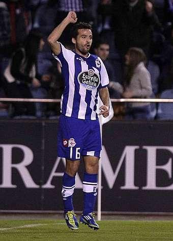 Puntuaciones Deportivo de la Coruña - Elche: Puntuaciones del Dépor, jornada 35