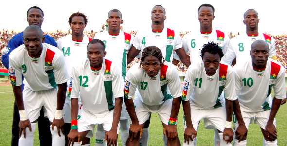 Burkina Faso nueva seleccion de Taringa, Guyana no existis