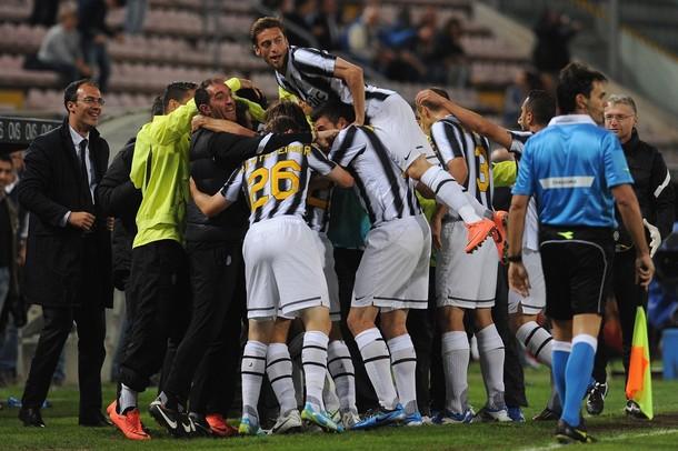 37ème journée : La Juventus est championne