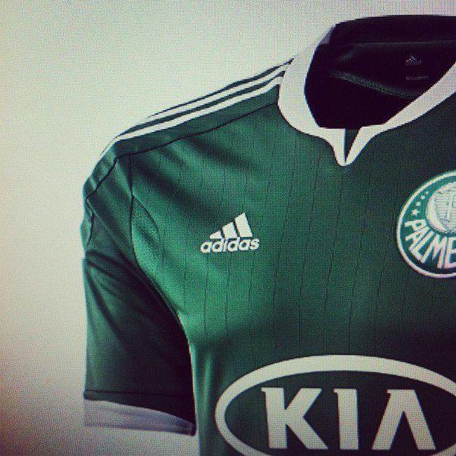 Palmeiras lança novos uniformes na próxima semana