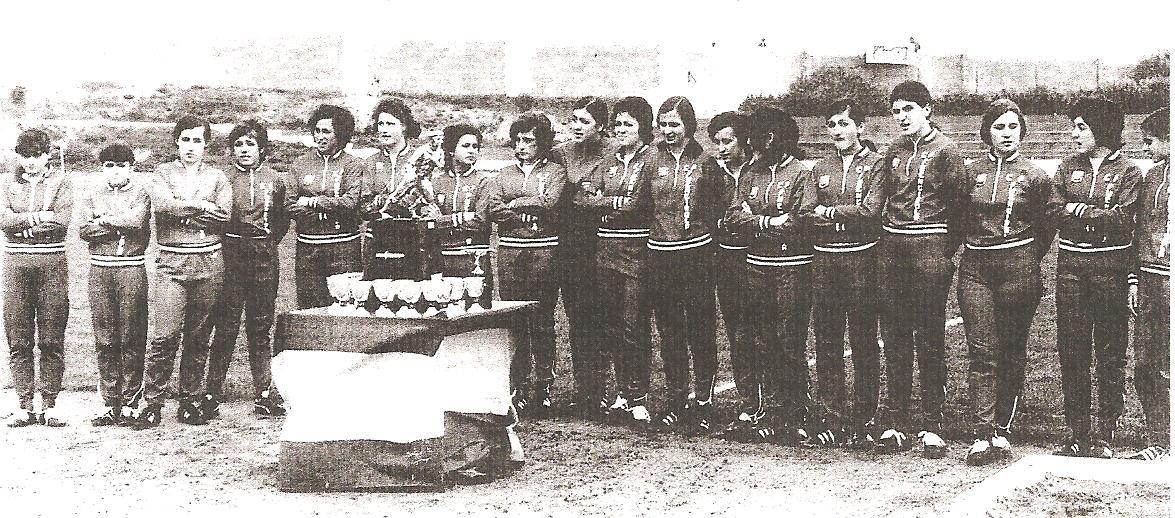 Fuengirola, pionera en el fútbol femenino