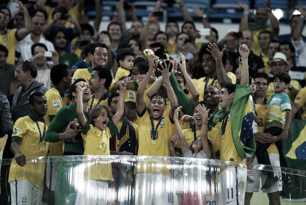 Le Brésil surclasse l'Espagne