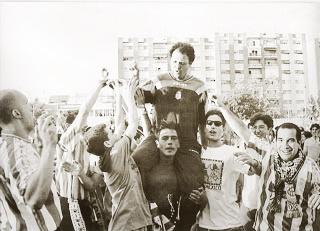 15 años desde el ascenso a Segunda División con Caparrós