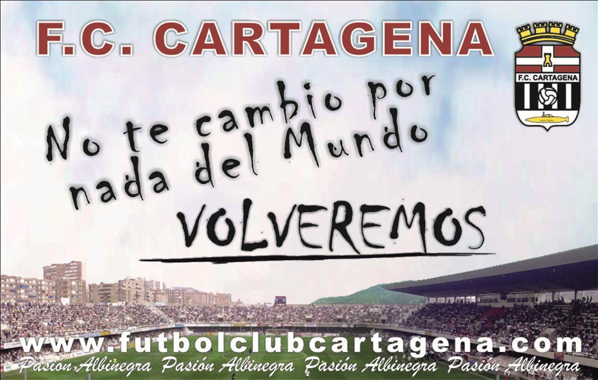 El Cartagena hará descuento a los abonados de la anterior campaña