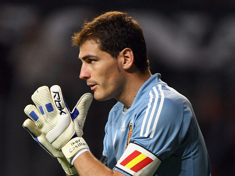 Casillas obtiene el récord mundial de triunfos en una selección