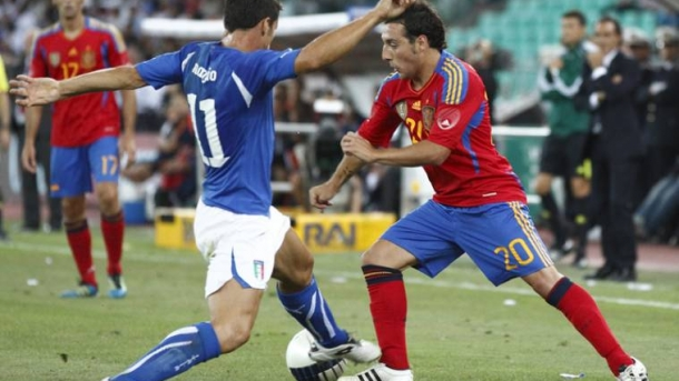 Cazorla, convocado por Del Bosque e Isco, por la Selección Olímpica