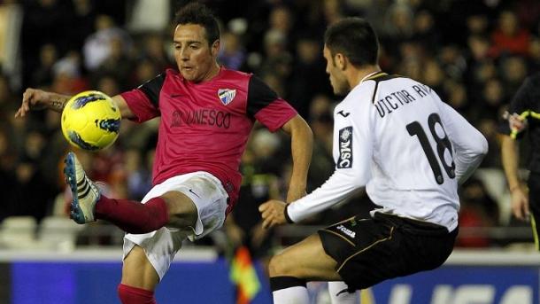 El Málaga - Valencia se jugará el domingo 29