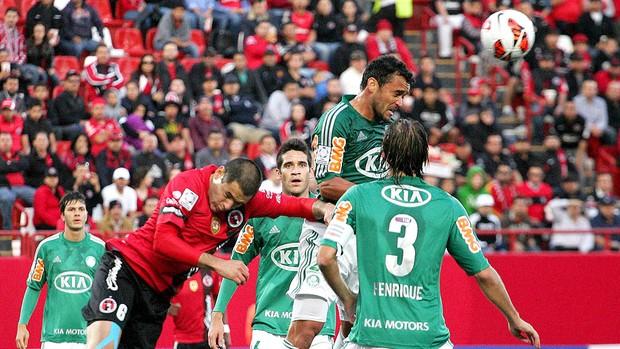 Depois de empate no México, Palmeiras terá folga