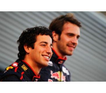 "Daniel Ricciardo: ""El coche nos da confianza"""