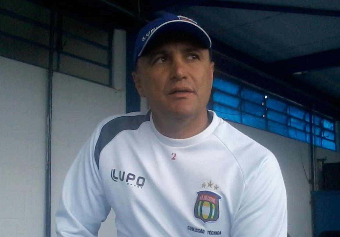 Preparador físico, Daniel Martine agradece a oportunidade e quer seguir como treinador