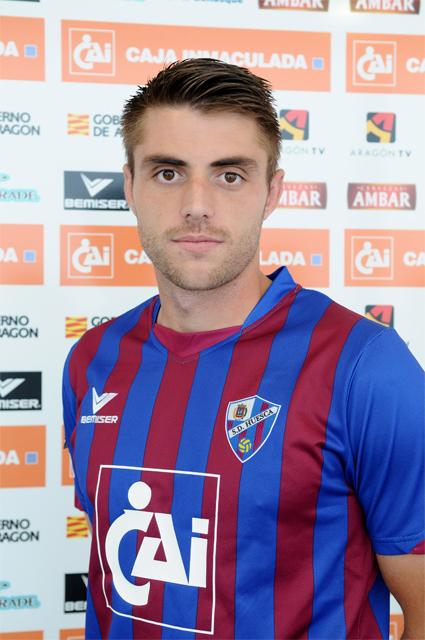 """David López: """"Intentaremos superar al mejor Huesca que ha existido"""""""