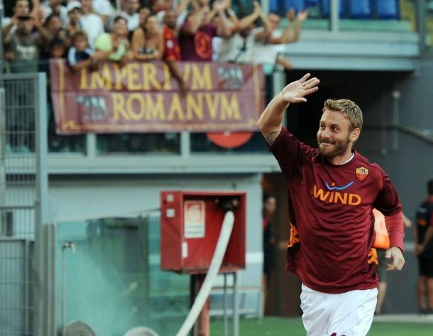 """De Rossi: """"Nunca he pedido irme de la Roma"""""""