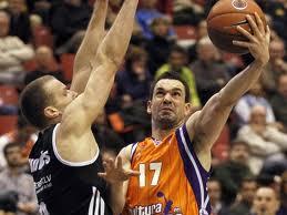 KK Buducnost 75  -   Valencia Basket 71: El Valencia Basket tropieza en Montenegro