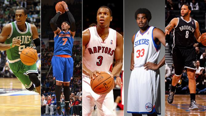 Previa División Atlántico: Celtics, Bynum y NY - Brooklyn, los alicientes