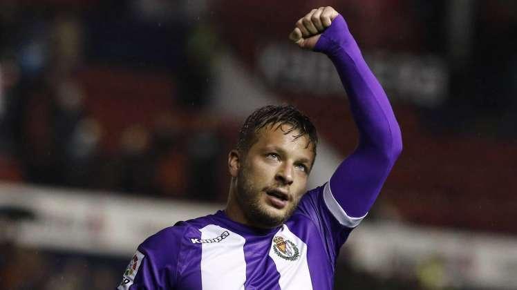 El Valladolid despide a su utillero por servir de enlace a Ebert