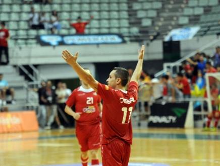 ElPozo Murcia gana al Nikars Riga y se pone lider de grupo