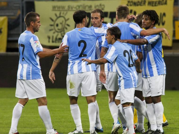 El Málaga recibirá el Premio Juego Limpio de Primera División