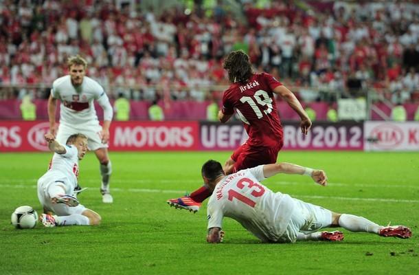 La République Tchèque va en quarts et sort la Pologne