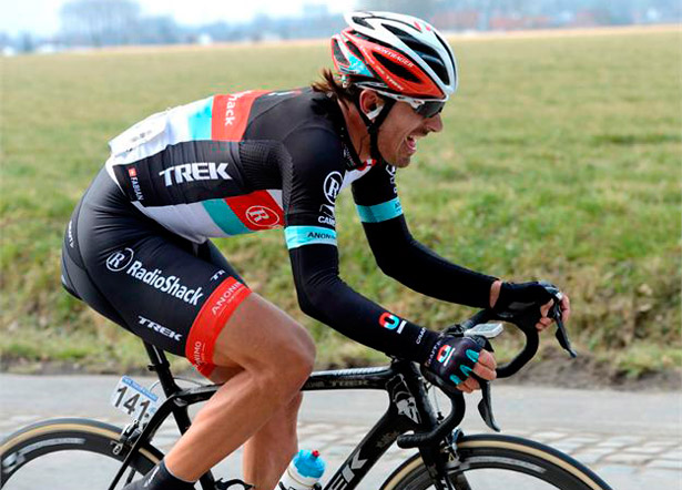 Paris-Roubaix : la victoire pour Cancellara