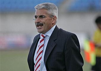 Fabri, nuevo entrenador del Huesca
