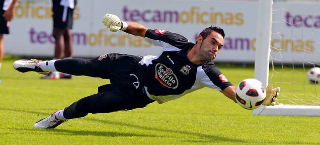 Felipe Ramos volverá, salvo sorpresa, al Deportivo