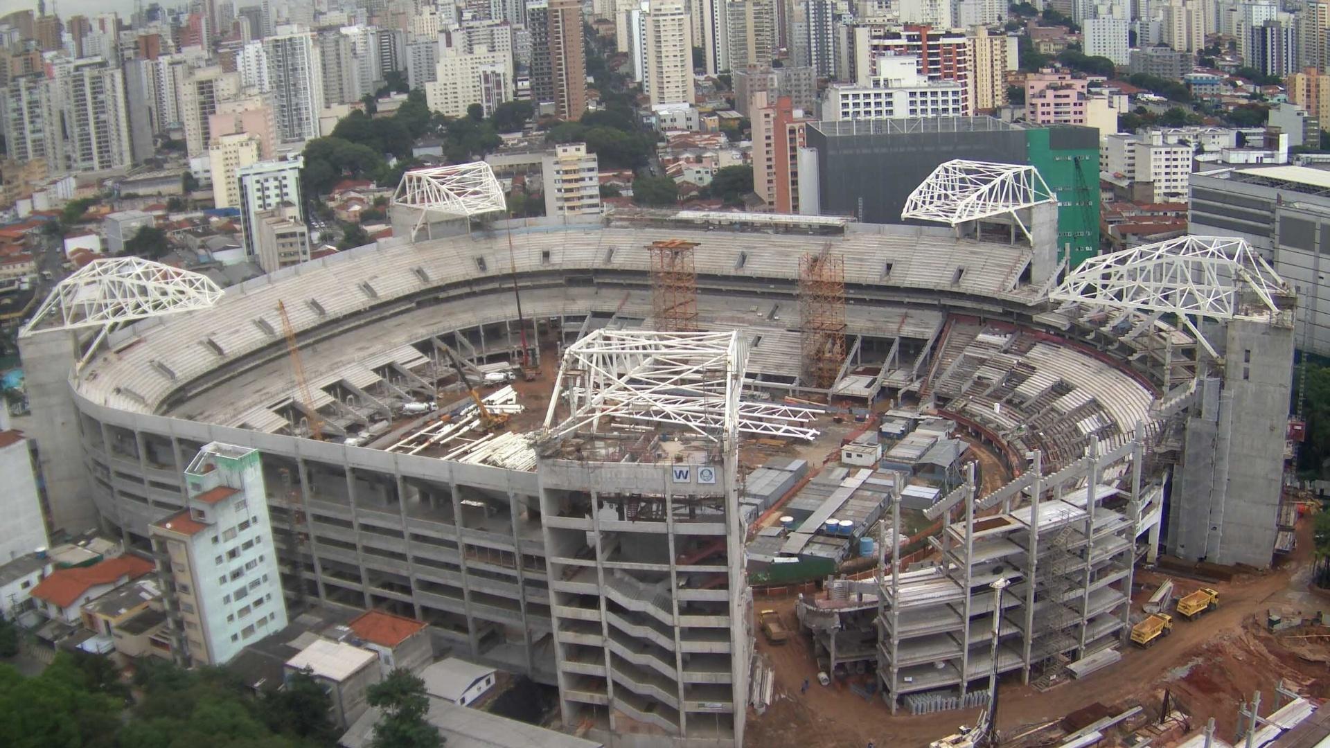 Verba da Arena dá maior lucro entre os paulistas ao Palmeiras