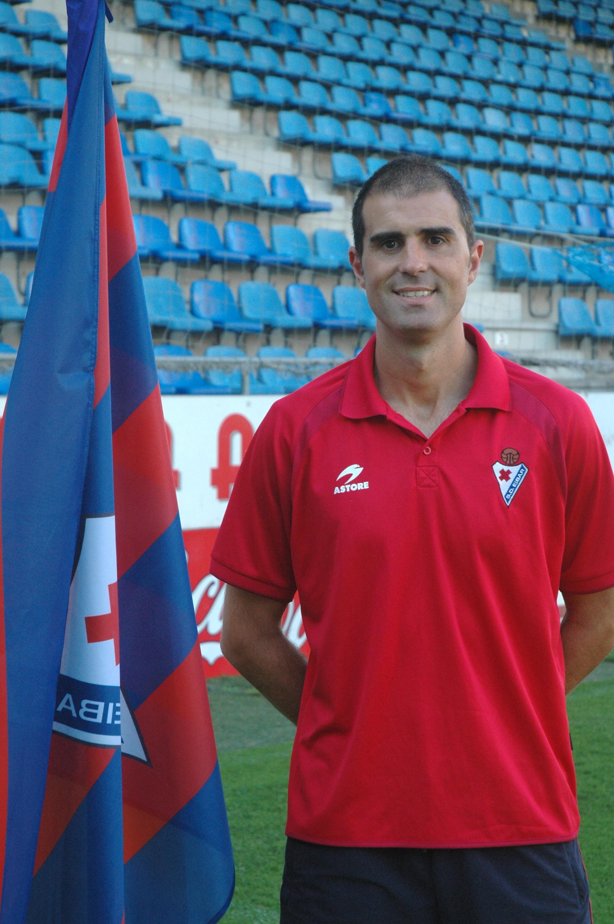 Garitano nuevo entrenador del Eibar