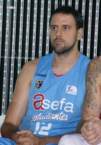 """Germán Gabriel: """"Hemos aguantado los 40 minutos y nos hemos llevado la victoria"""""""