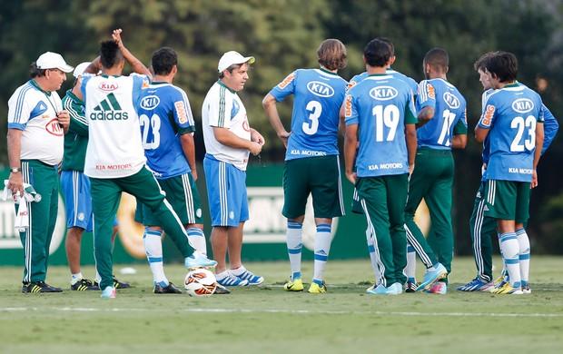 Palmeiras tem semana decisiva na Libertadores