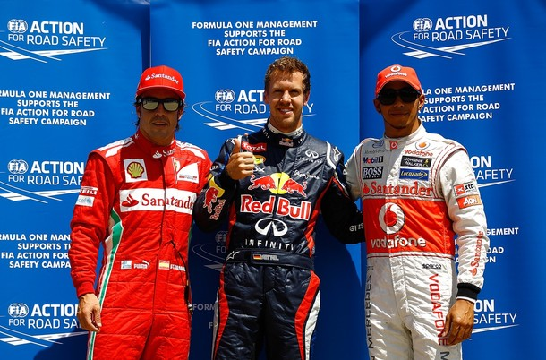 GP Canada : Vettel conquiert la pole