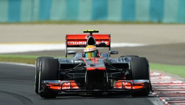 GP Hongrie : Hamilton rafle les essais libres