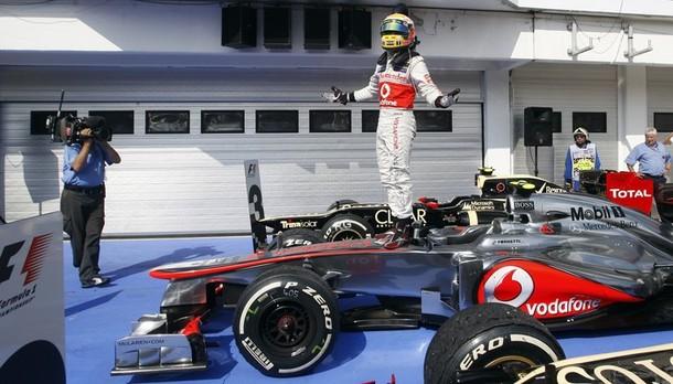 GP Hongrie : Tranquille comme Lewis