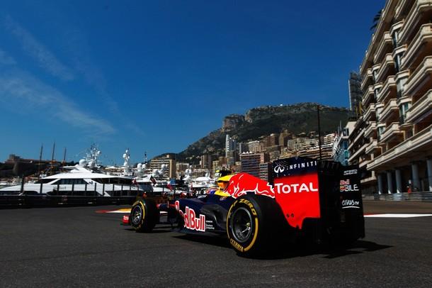 GP Monaco : Mark Webber récupère la pole