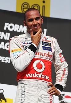 """Lewis Hamilton: """"La carrera de hoy ha sido maravillosa"""""""
