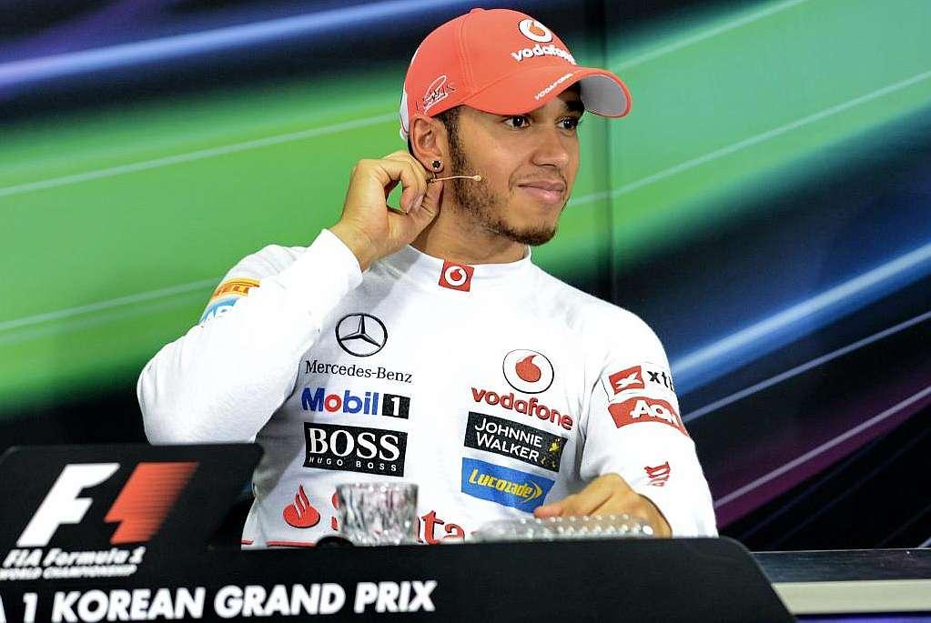 """Hamilton: """"Voy a ir a por la victoria mañana"""""""