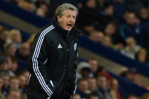 Roy Hodgson, nouveau sélectionneur anglais