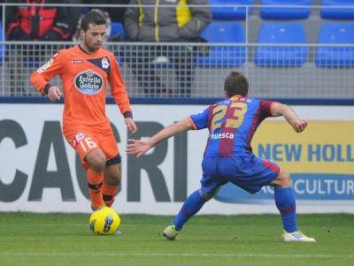 Deportivo - Huesca: el Depor quiere ser de Primera