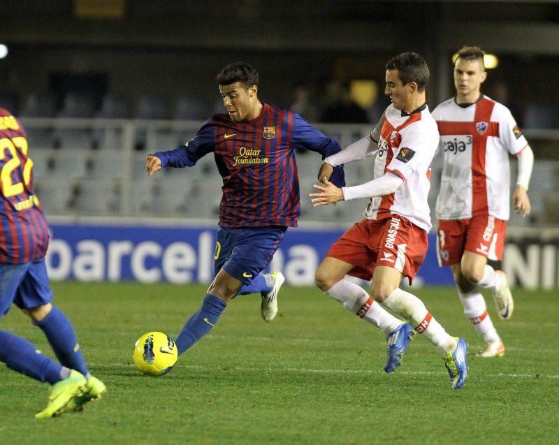 Huesca - Barça B: los oscenses buscarán la  primera victoria en El Alcoraz