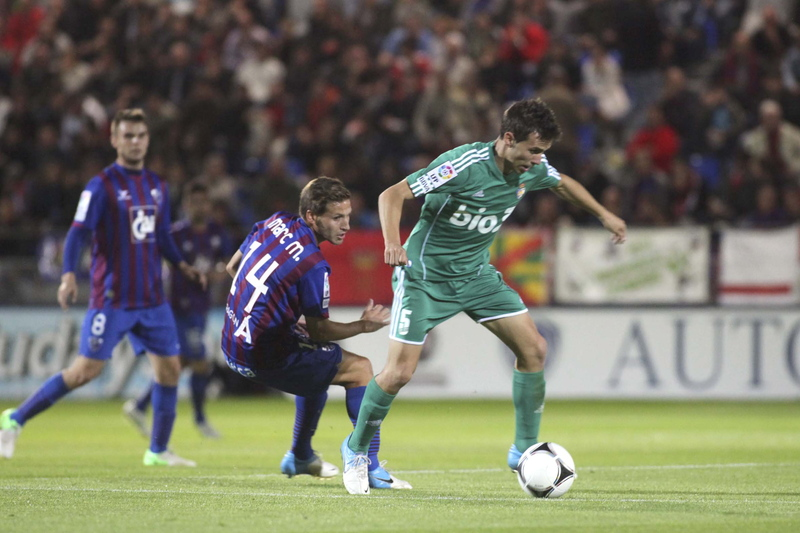 Puntuaciones SD Huesca – Ponferradina: Puntuaciones de la SD Huesca, 3ª Ronda de la Copa del Rey