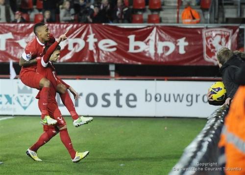 El Twente retoma el liderato de la Eredivisie
