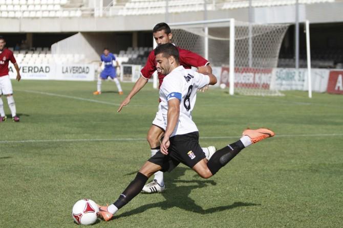 El FC Cartagena comienza la pretemporada ganando al filial