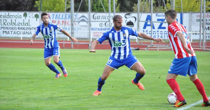 La Deportiva cae en la Copa CyL
