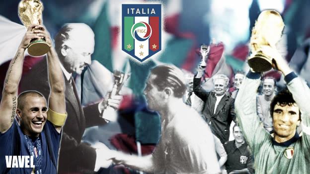 Copa Confederaciones 2013: Italia, los inventores de las estrellas