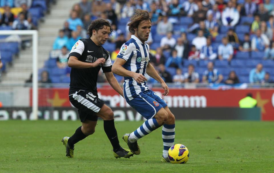 El Málaga acusa el cansancio y se lleva un punto de Cornellà