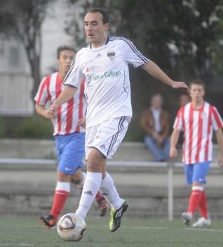 Iván Pérez repite el procedimiento en el CD Lugo