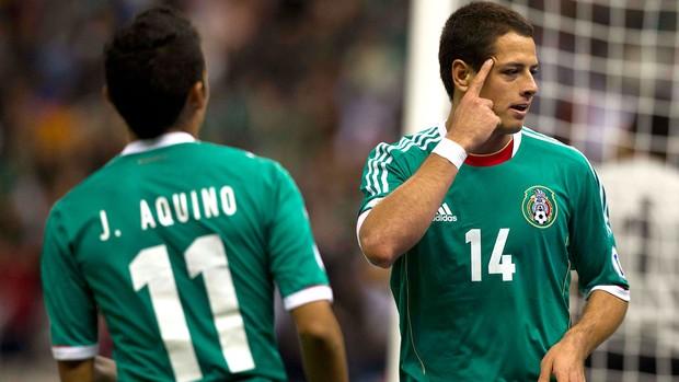 Antes das Confederações, México empata mais uma pelas Eliminatórias da Concacaf