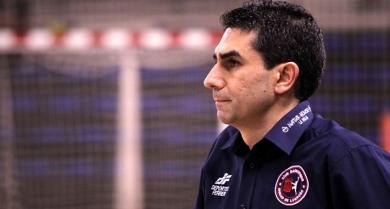 """Jota González: """"La clave del partido ha estado en nuestras exclusiones"""""""