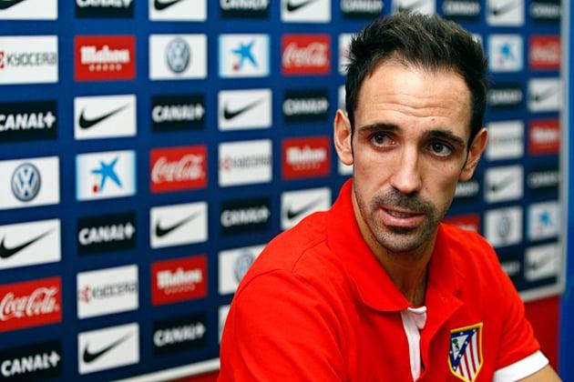 """Juanfran: """"Afición y equipo tienen que estar unidos para cumplir los objetivos"""""""